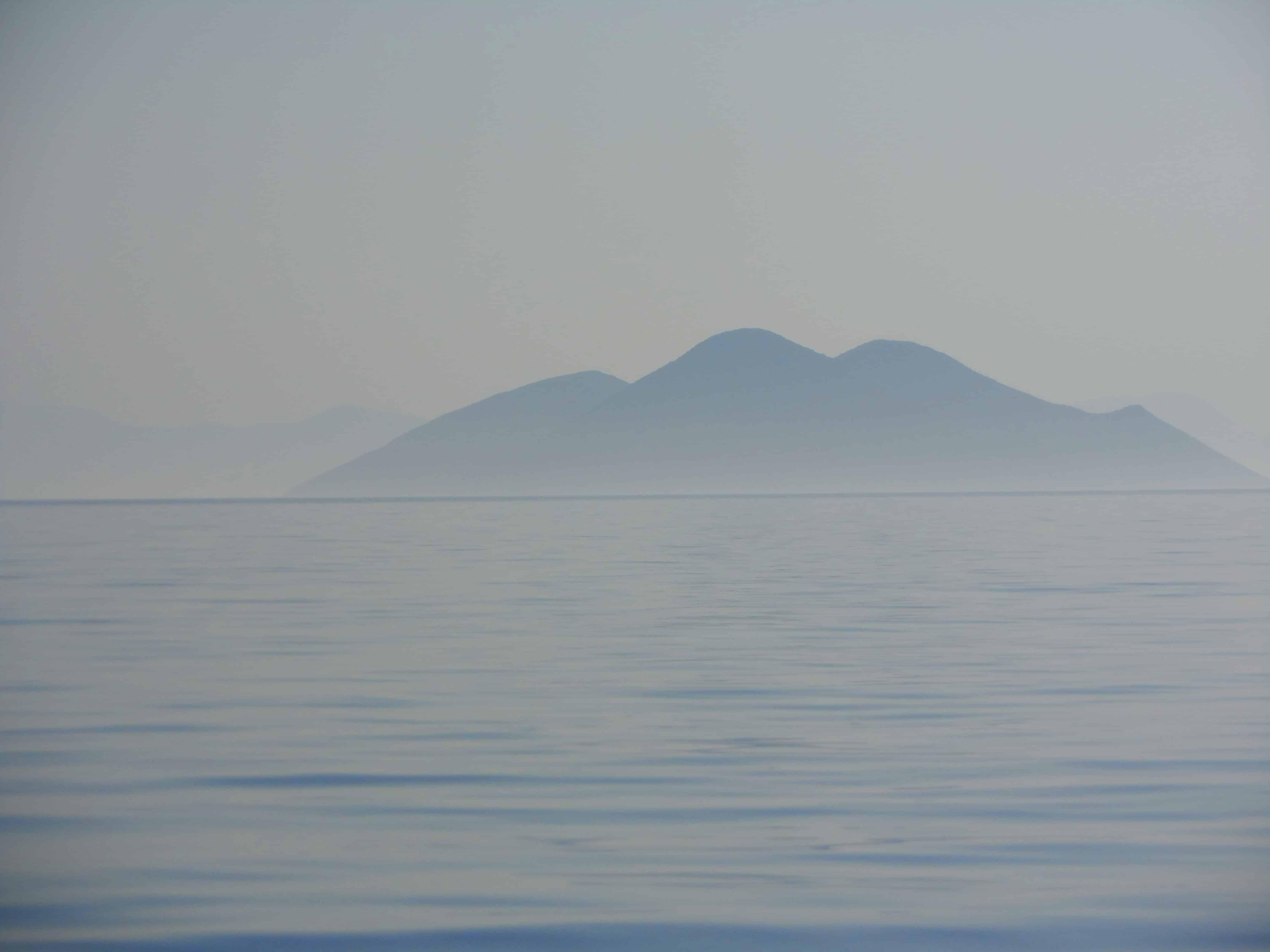 Island of Atoko Ionian Sailing