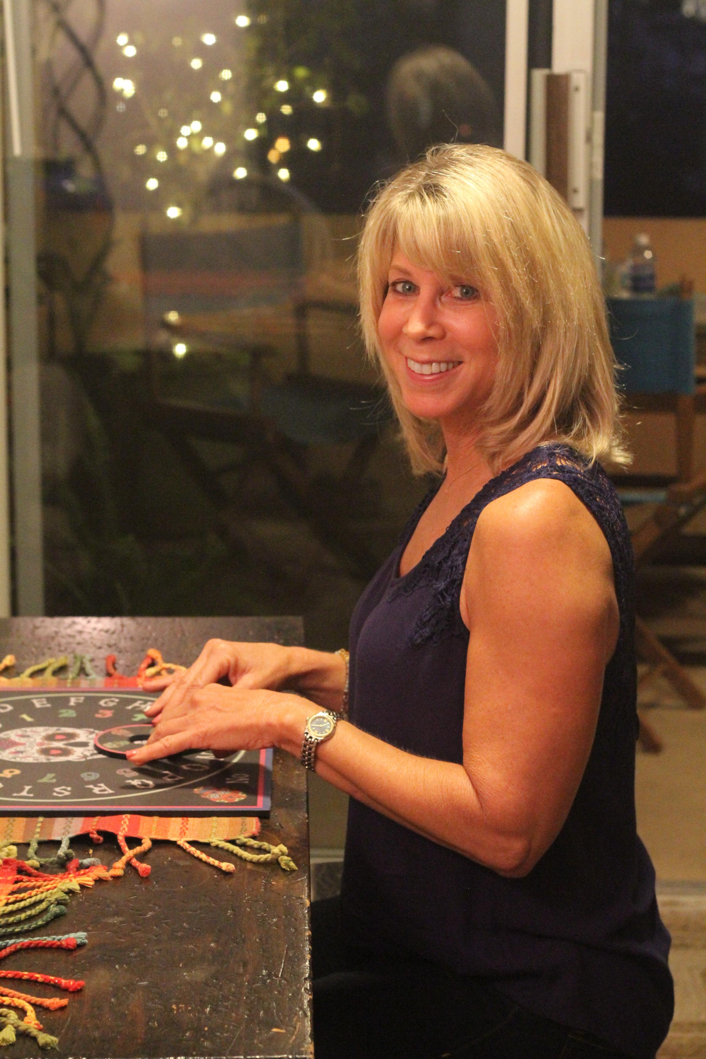 fitness psychic Jana Hollingsworth