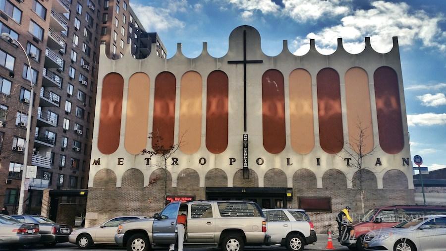 Harlem New York church
