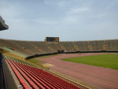 Léopold Sédar Senghor National Stadium