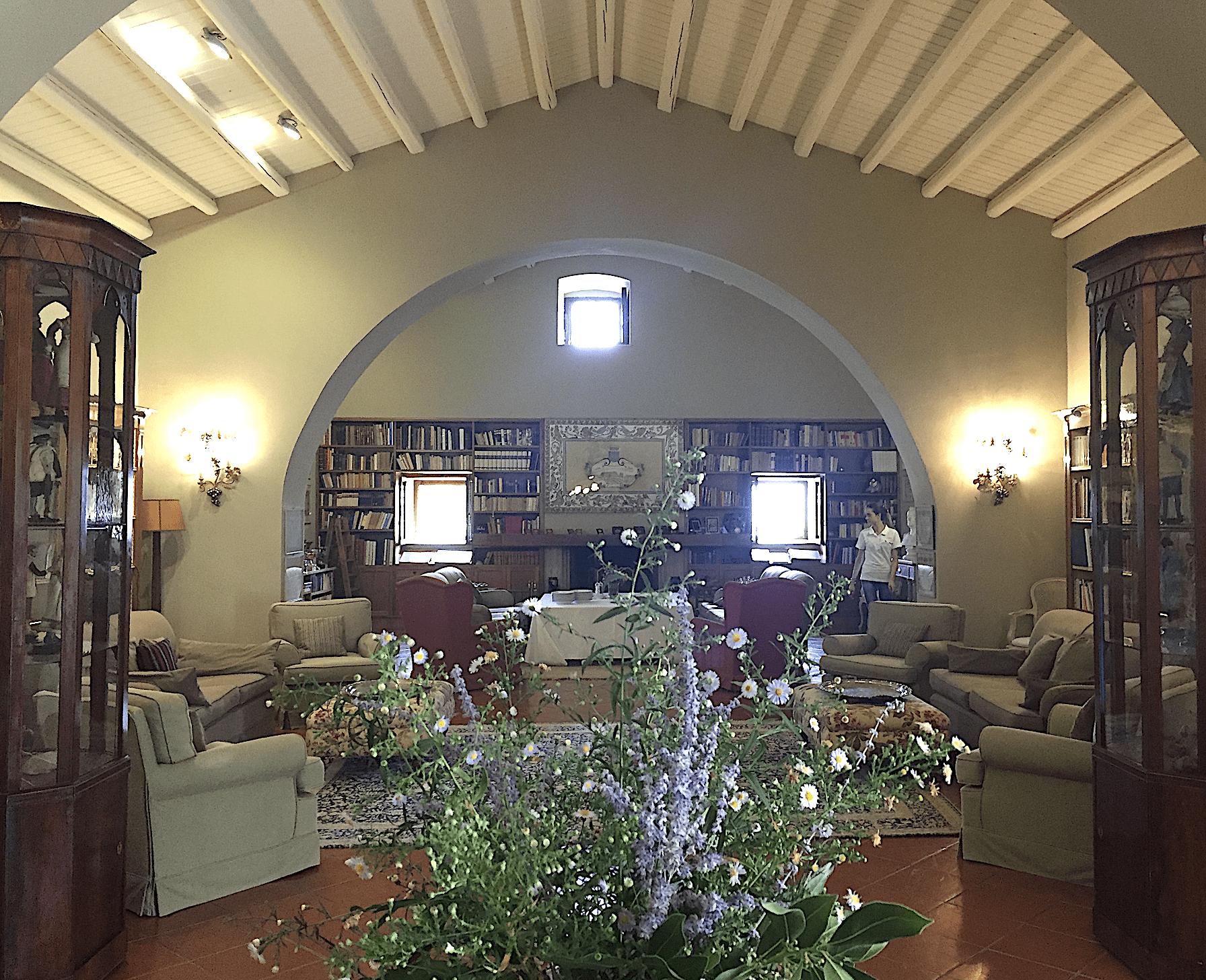 Regaleali interiors