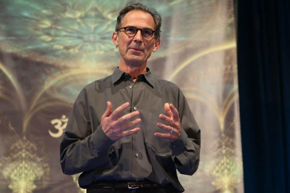 Rupert Spira on the main stage