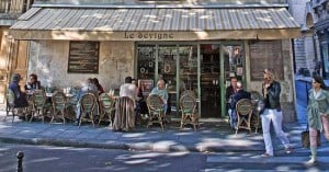 The Marais-Paris
