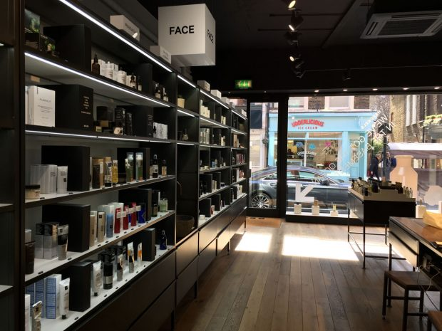 Shopping for Men's Beauty Products in London at BEAST Seven Dials - Travels of Adam - http://travelsofadam.com/2017/04/beast-seven-dials-shopping/