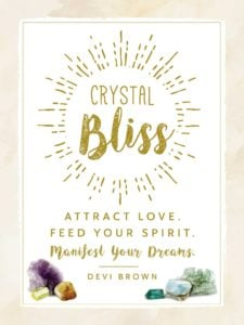 Moon power and crystal bliss