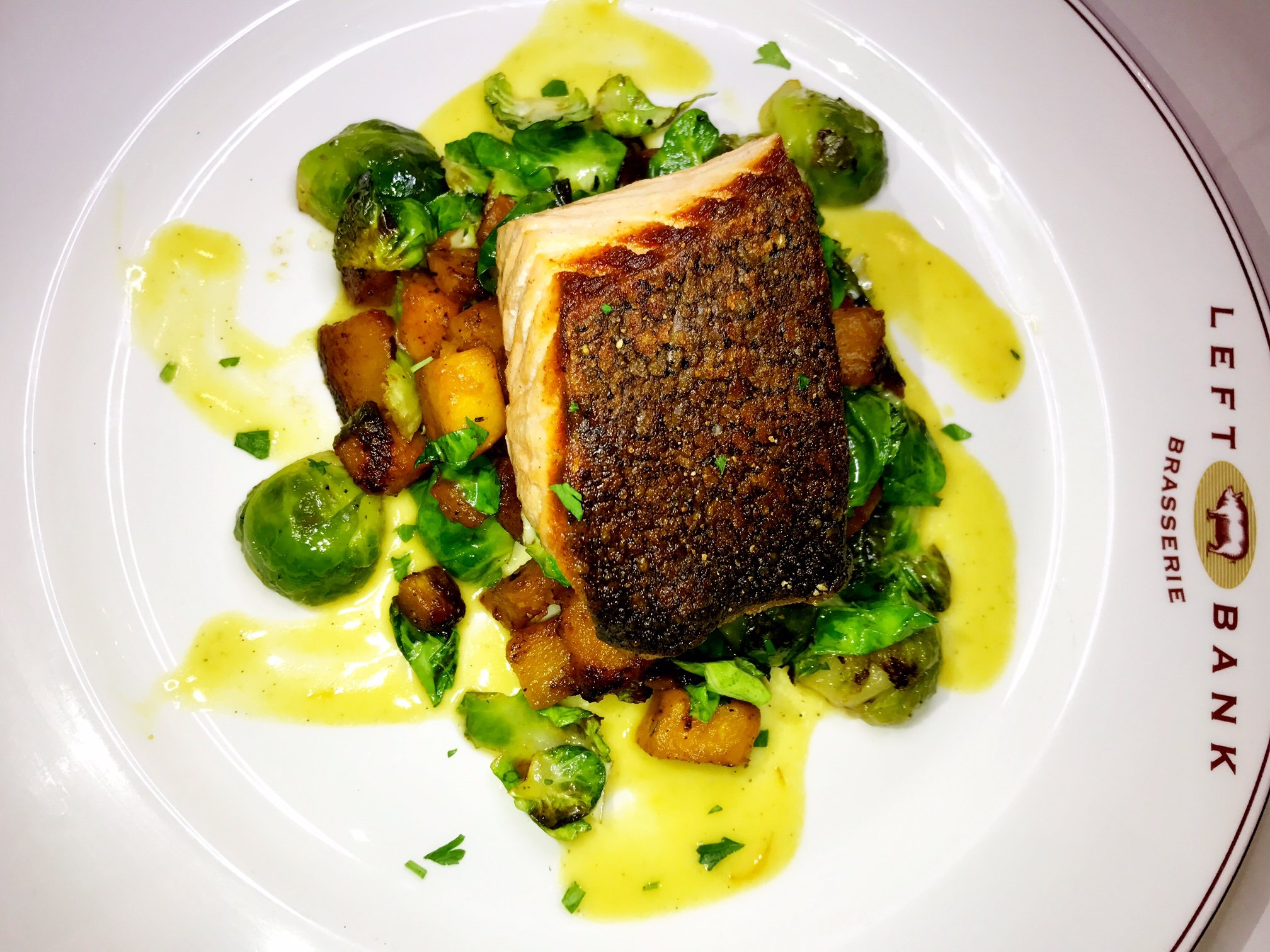 Left Bank Brasserie for Authentic French Fare