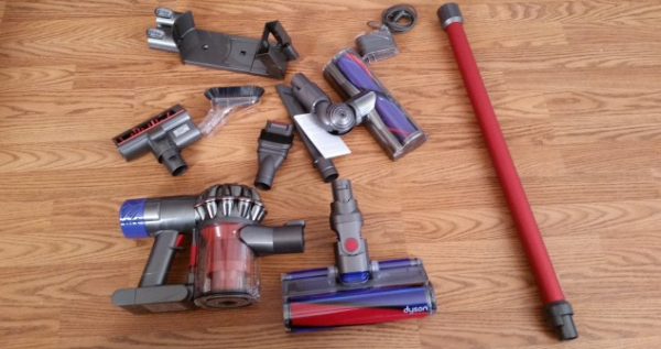 Busy Lifestyle or Always Traveling? The Dyson V6 Absolute is a Godsend