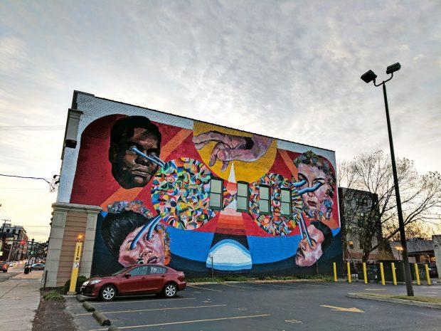 PHOTOS: Street Art in Richmond - Travels of Adam - http://travelsofadam.com/2017/03/street-art-richmond/