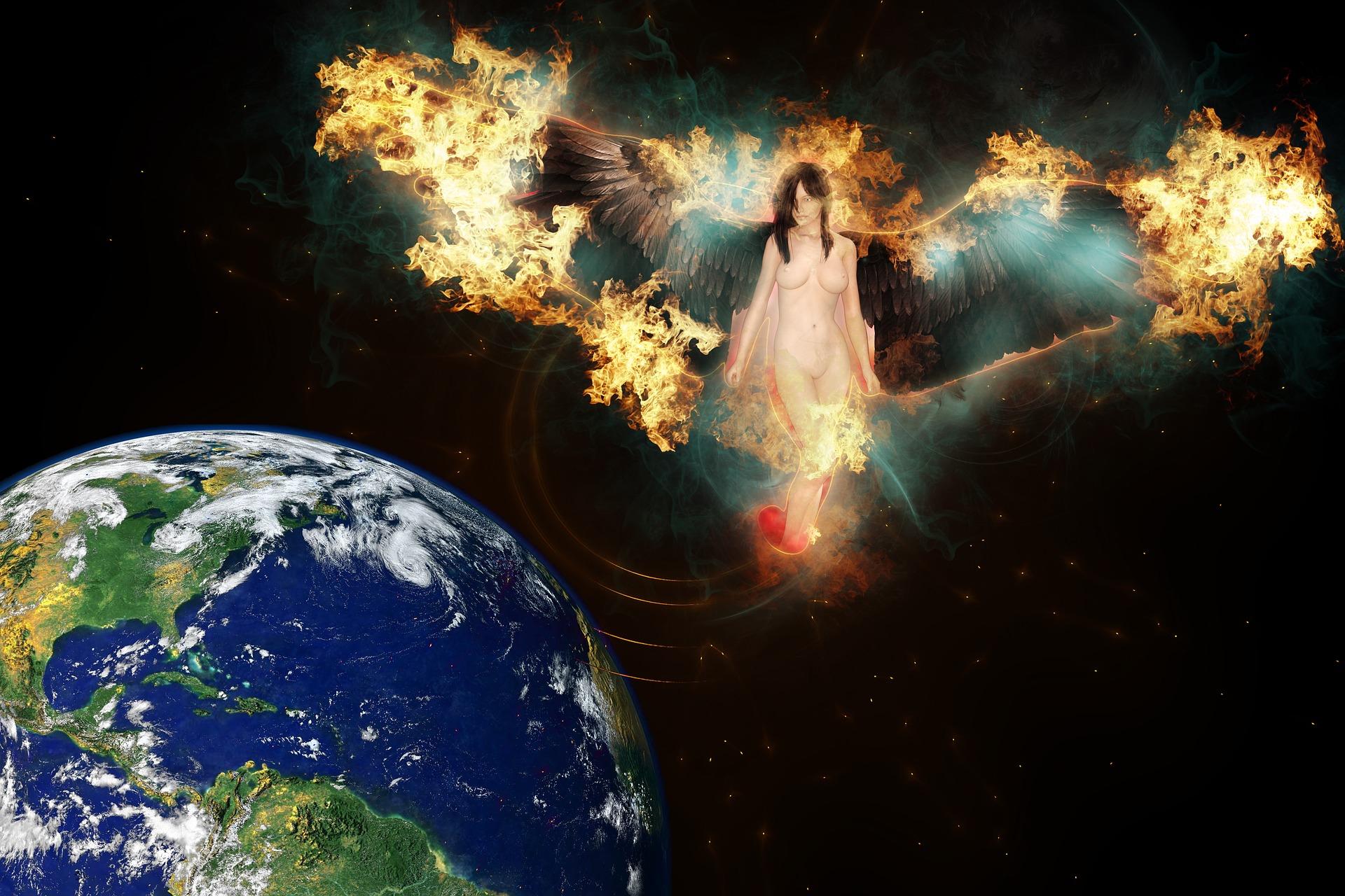 spiritual psychic world kala ambrose